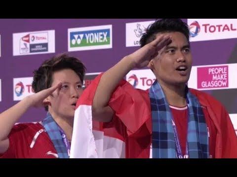 TEGANG! LUAR BIASA! Owi/Butet berhasil Juara Dunia #BWC2017 | GLASGOW - SCOTLAND