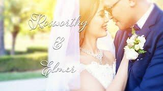 Rosworthy and Elmer Wedding