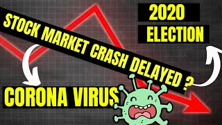 2 Reasons - Stock Market is Headed for a Huge Crash - Will the stock market crash in 2020 election?
