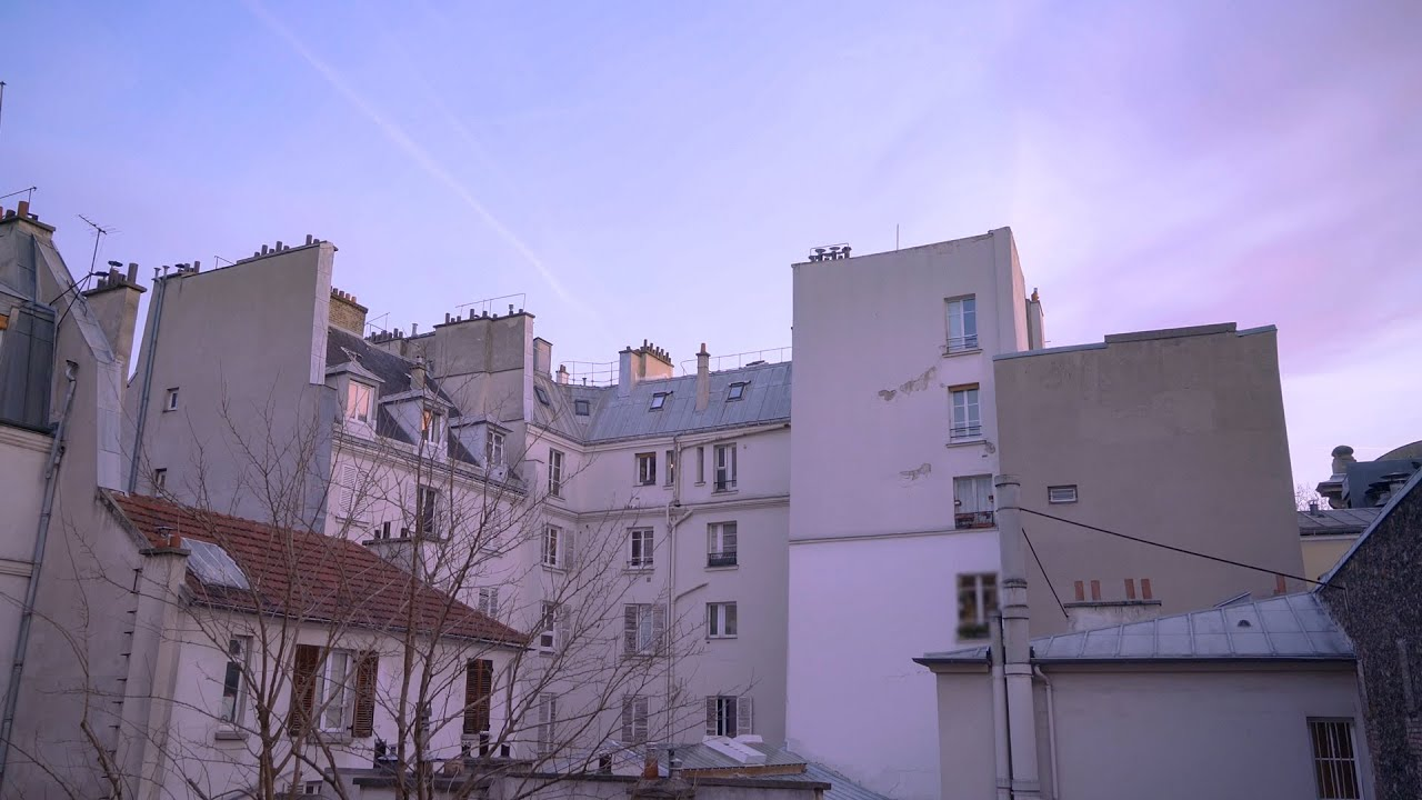 A Parisian Sunrise