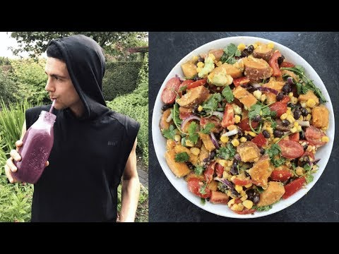 EAT MORE - WEIGH LESS #4 / Healthy Meals For Weight Loss | Vegan & Delicious 🌽