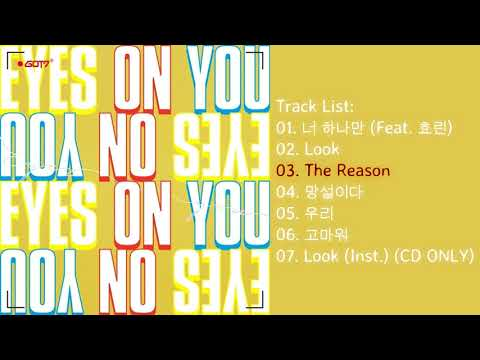 [Mini Album] GOT7 – Eyes On You + DOWNLOAD MINI ALBUM