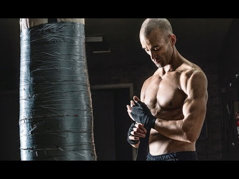 24 Minute Boxing Punch Bag HIIT Workout. Boxing Cardio blast!