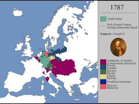 History of Germany : Every year