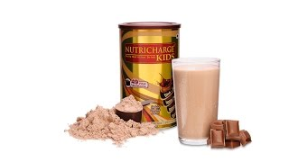 Product Demo - Nutricharge Kids