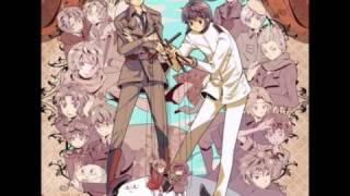 [APH] England x Japan Run Devil Run