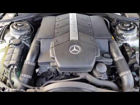 GovDeals: 2003 Mercedes-Benz S-Class S500