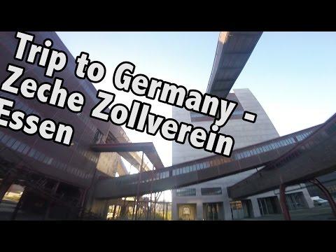 Trip to Germany - Zeche Zollverein Essen