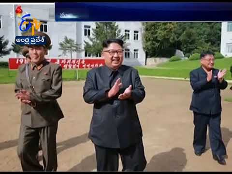 Produce More Warhead Tapes   Orders Kim Jong-un   as North Korea Reveals Missile Plans