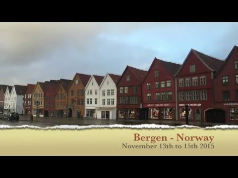 Weekend trip to Bergen, Norway - November 2015 (part 3)