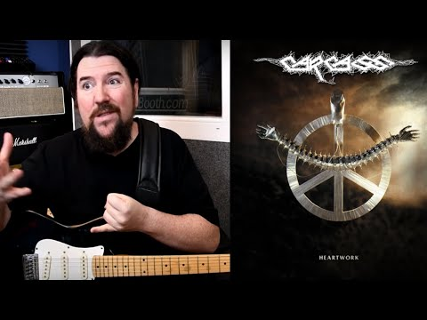 HEARTWORK:  The secret to the Carcass guitar sound REVEALED!