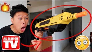 THIS INSTANTLY GETS RID OF FRUIT FLIES!!!!! (TESTING CRAZY GADGETS)