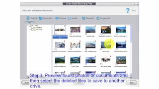 Recover deleted files - 100% free data recovery software by iCare