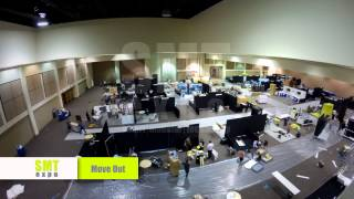 SMT expo - Palm Springs Timelapse
