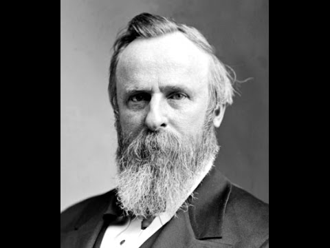 1876 Presidential Election - Hayes Squeaks By Tilden
