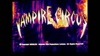 vampire circus hammer horror films super 8mm trailer sound only no picture