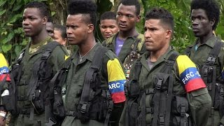 Colombie, les derniers jours des Farc #Reporters