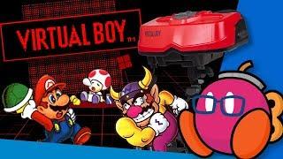 A look at the Virtual Boy: Nintendo