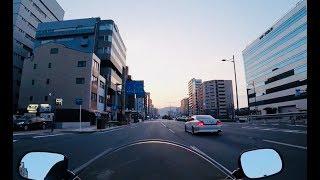 街中を暴走するDQN車 Crazy Toyota Chaser