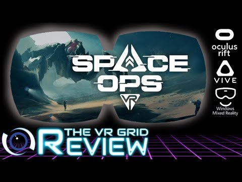 Space Ops VR | Review + Giveaway | PCVR - An FPS unlike any I have played before