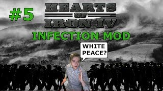 HOI4 - Infection mod - Germany VS Zombies! Part 5