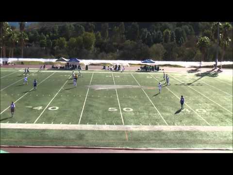 RSL Academy vs Real SoCal U16 11-2-14