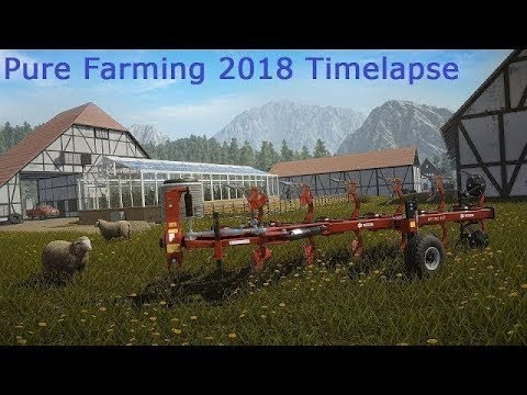 Pure Farming 2018: #12 Moving Day |