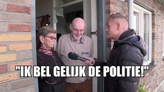 Bewoners woedend: deurmatten verboden in Rotterdamse flat