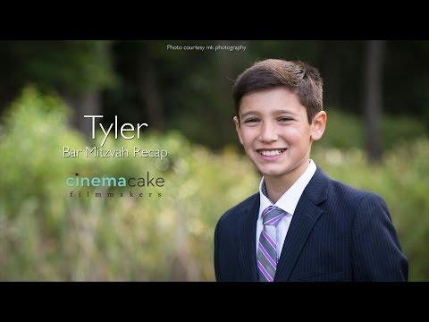 Tyler's Bar Mitzvah Recap