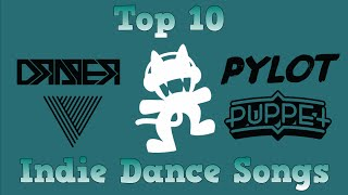 Top 10 Indie Dance Songs on Monstercat!