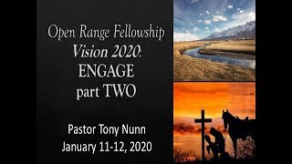 Vision 2020: Engage - Part Two