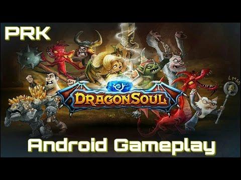DRAGON SOUL Android Gameplay / Partida De DRAGON SOUL En Android