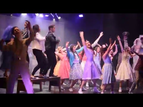 All Shook Up- Burning Love- MTAOC