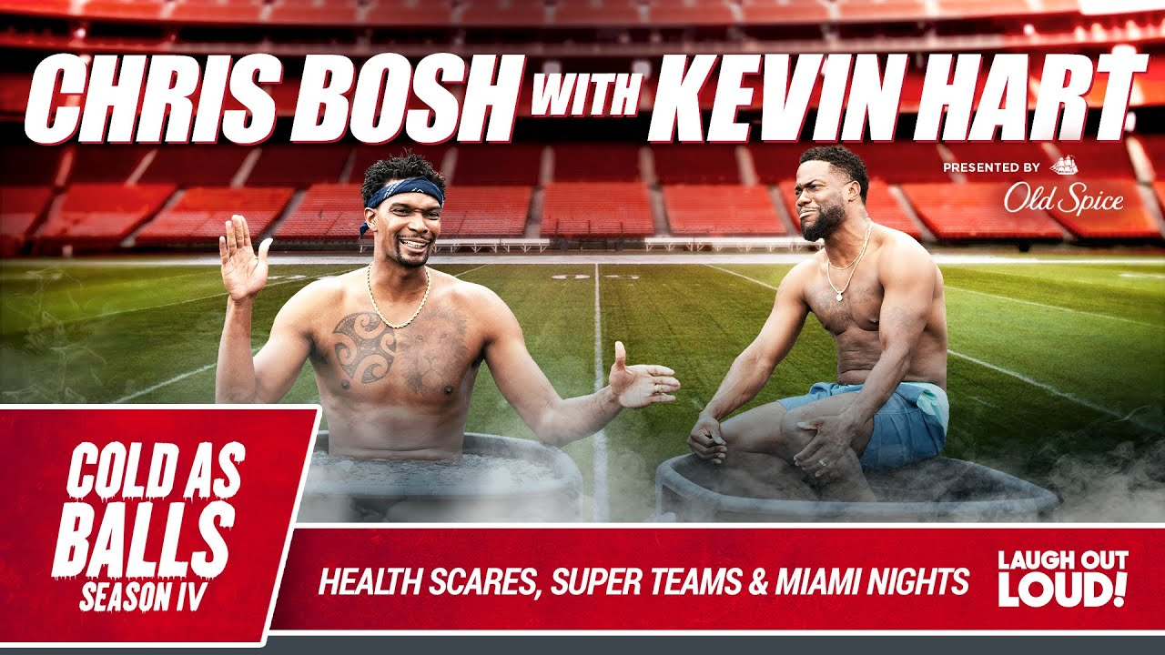 Chris Bosh Talks Health Scares and The Rise of the Miami Heat | Cold as Balls S4 | LOL Network