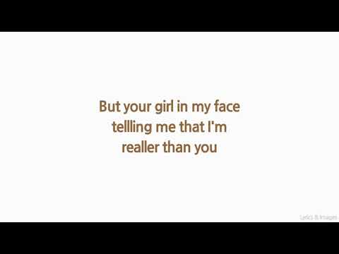 August Alsina | Gucci Gang | Lil Pump Remix | Lyrics