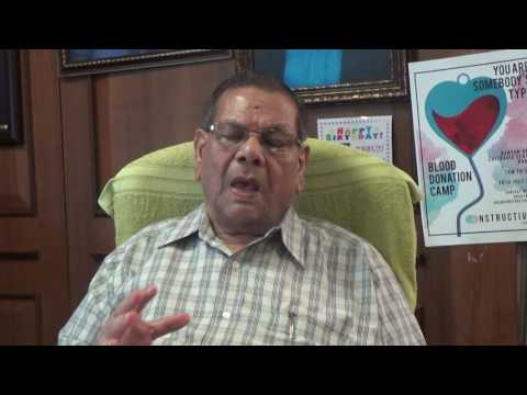 Exclusive chat with Nagpur's pride Chairman of Haldiram's Shivkishanji Agrawal
