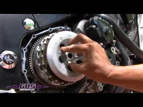 1999-2007 HAYABUSA CLUTCH MOD INSTALLATION - YouTube