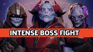 Superhuman Boss Battle in XCOM 2: War of the Chosen