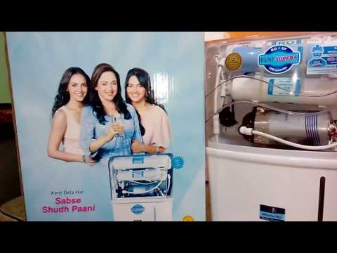 KENT WATER PURIFIER + WHAT IS RO , UV , TDS ? | PRICE + BUY FROM CANTEEN AT LOW PRICE IN ( HINDI )