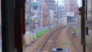 東急電鉄 多摩川線 多摩川駅~蒲田駅