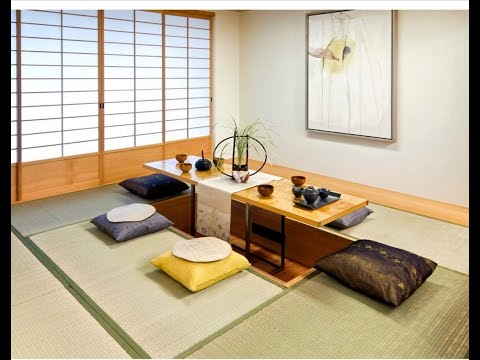 мебель японская фото