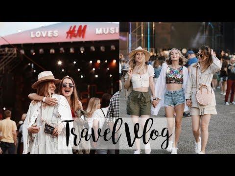 Travel Vlog: Прес-тур з H&M в Варшаву | Ft Anna Pogribnyak And Vlada Garmash ♥️