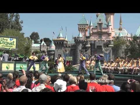 2011 Disney Planet Challenge Ceremony Full Show Recap