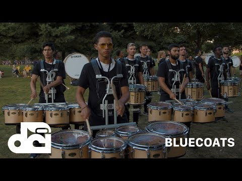 DCI 2019: Bluecoats Drumline - Full Run (No Drum Set) (4K) - DCI Finals