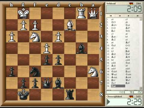 Blitz Chess #96 with Live Comments - Sicilian Rossolimo Bb5 (b)