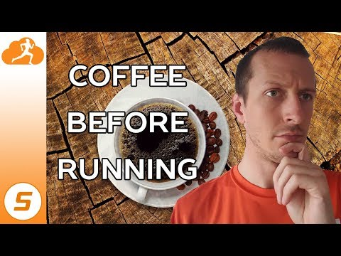 Should You Drink Coffee Before Running?