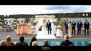 Свадебная видеосъёмка для Елены и Алексея