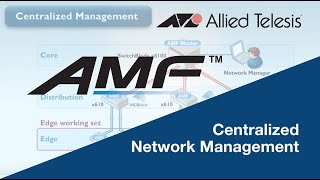 AMF Centralized Network Management