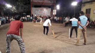 Box cricket tournament in bhandup ( Comedy video )