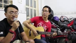 [Toàn Đoàn Guitar Cover] Tình Như Lá Bay Xa - Harry Trát